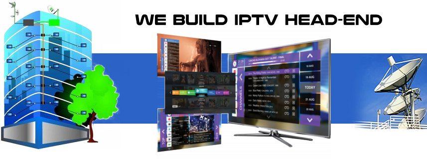 IPTV Headend Solution UAE - IPTV Dubai