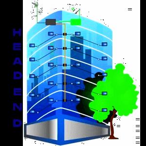 IPTV Headend Building