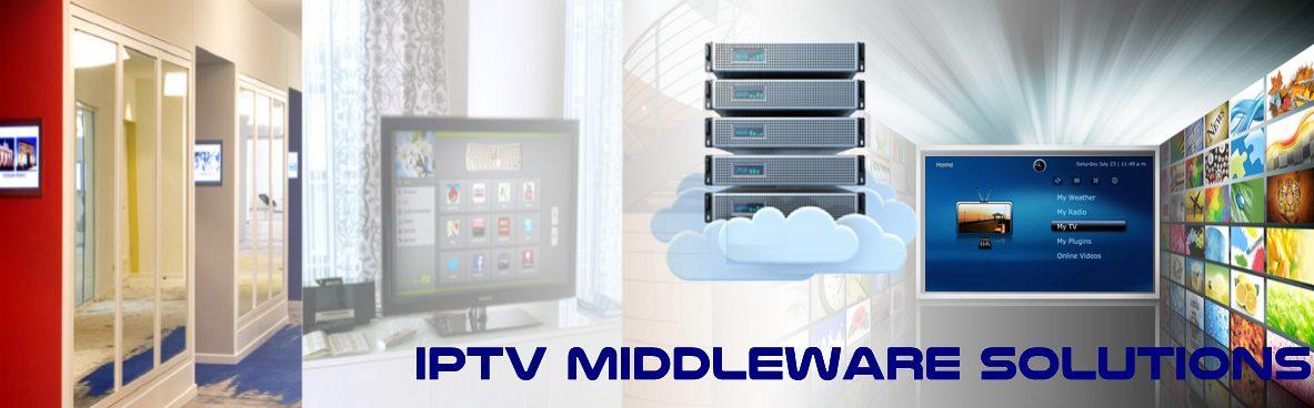 IPTV Middleware UAE