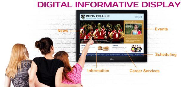 IPTV DUBAI | IPTV System & Information Display UAE